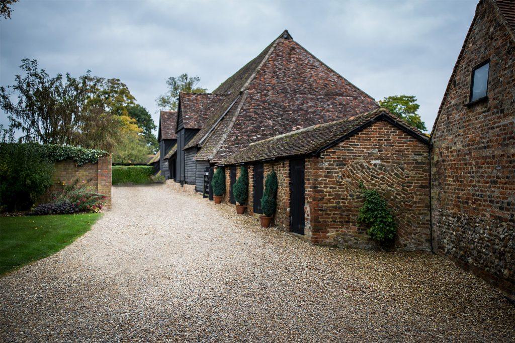 The Historic Tithe Barn