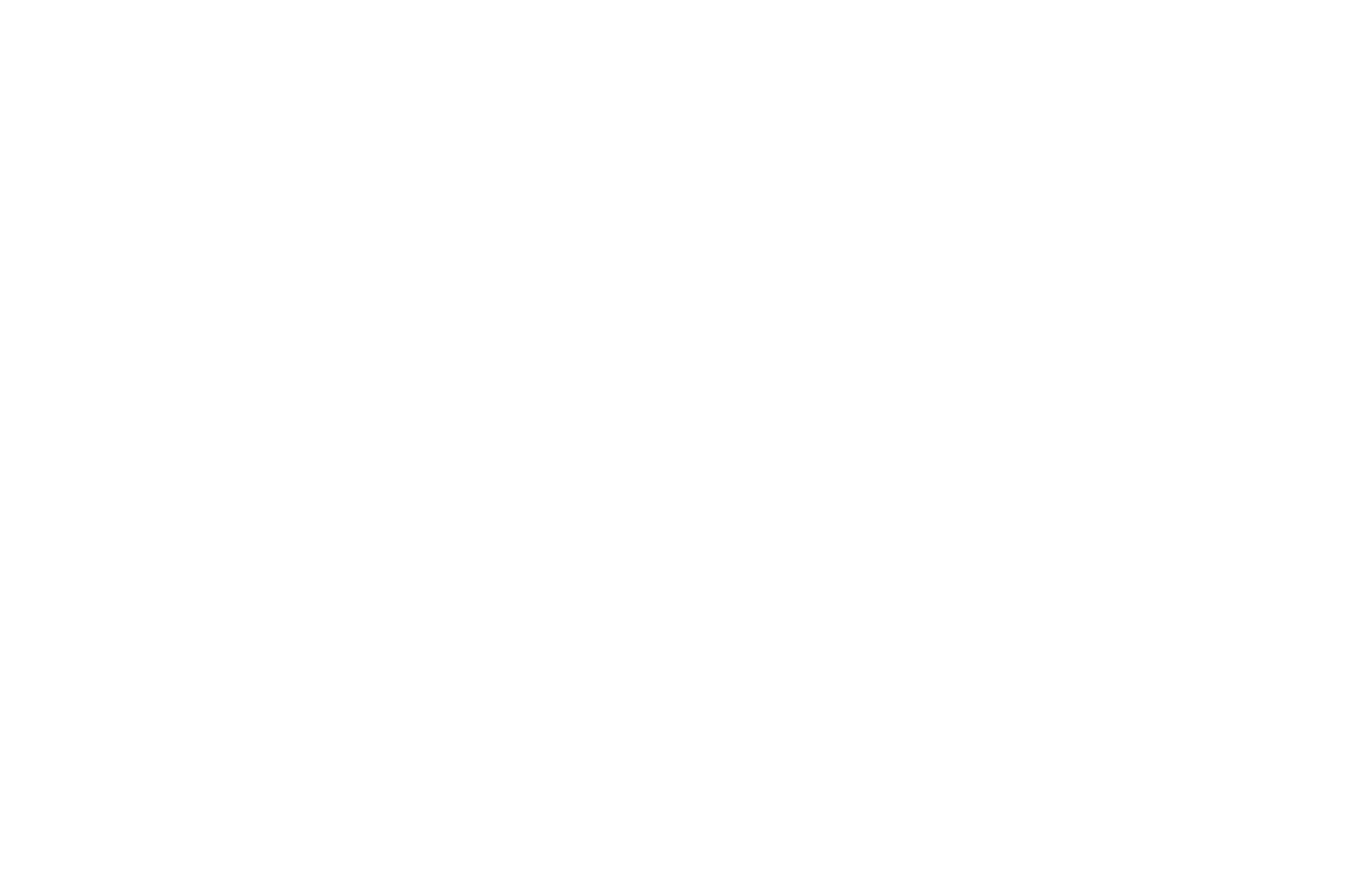The Priory White Logo