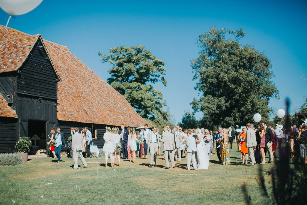 The Priory Outside Ceremonies