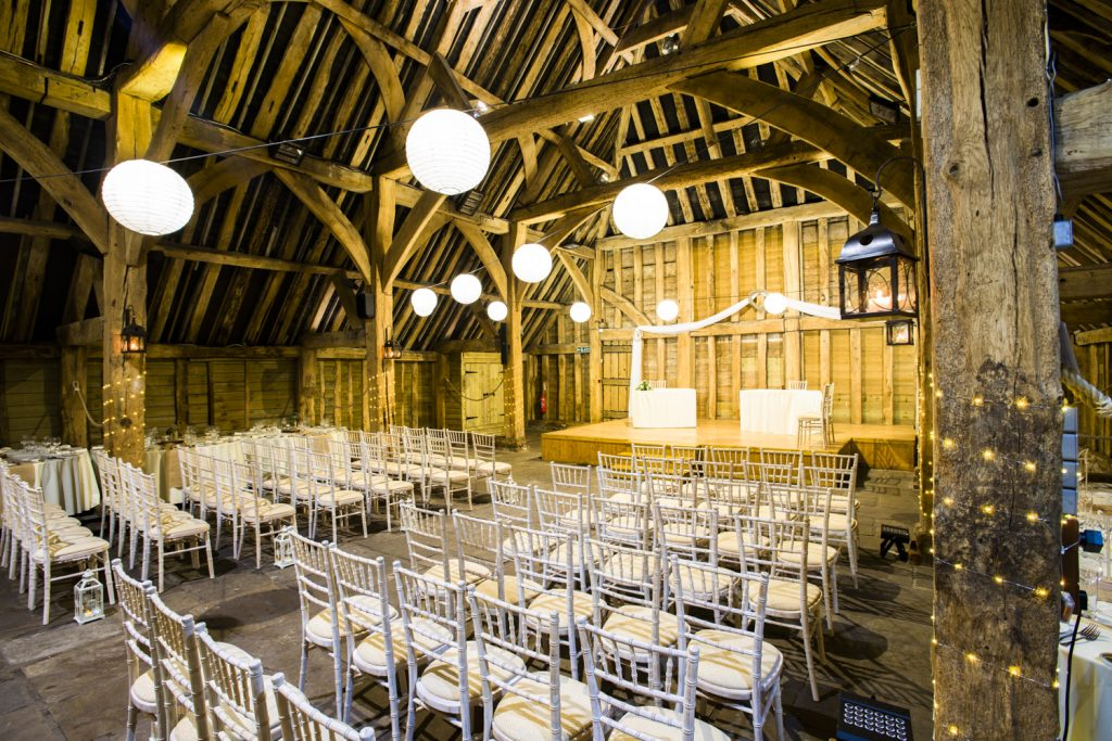 The Priory Barn