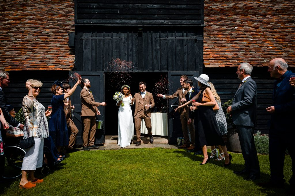 Weddings at The Priory